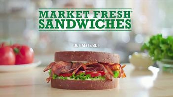 Arby's TV Spot, 'Market Fresh: Unsung'