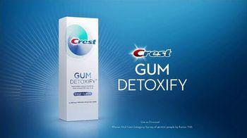 Crest Gum Detoxify TV Spot, 'Below the Gumline' - Thumbnail 6