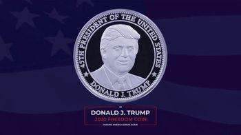 Trump Coin 2020 TV Spot, 'Freedom Coin' - Thumbnail 2