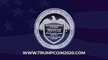Trump Coin 2020 TV Spot, 'Freedom Coin' - Thumbnail 5