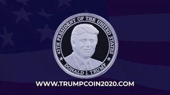 Trump Coin 2020 TV Spot, 'Freedom Coin' - Thumbnail 6