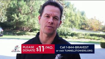 Stephen Siller Tunnel to Towers Foundation TV Spot, 'Seven Arms ft. Jennie Taylor' Featuring Mark Wahlberg - Thumbnail 10