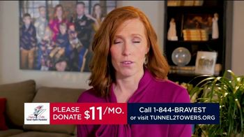 Stephen Siller Tunnel to Towers Foundation TV Spot, 'Seven Arms ft. Jennie Taylor' Featuring Mark Wahlberg - Thumbnail 6
