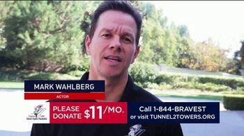 Stephen Siller Tunnel to Towers Foundation TV Spot, 'Seven Arms ft. Jennie Taylor' Featuring Mark Wahlberg - Thumbnail 7