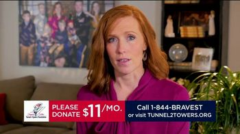 Stephen Siller Tunnel to Towers Foundation TV Spot, 'Seven Arms ft. Jennie Taylor' Featuring Mark Wahlberg - Thumbnail 8