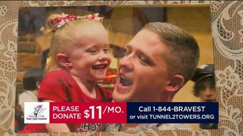 Stephen Siller Tunnel to Towers Foundation TV Spot, 'Seven Arms ft. Jennie Taylor' Featuring Mark Wahlberg - Thumbnail 9