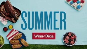 Winn-Dixie TV Spot, 'Ultimate Summer: Drumsticks, Cheese and Watermelon' - Thumbnail 1