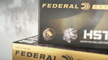 Federal Premium Ammunition TV Spot, 'The New Look of Authority' - Thumbnail 2