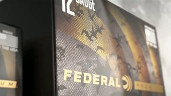 Federal Premium Ammunition TV Spot, 'The New Look of Authority' - Thumbnail 6