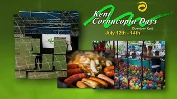 City of Kent TV Spot, '2019 Kent Cornucopia Days' - Thumbnail 4