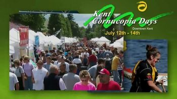 City of Kent TV Spot, '2019 Kent Cornucopia Days' - Thumbnail 5