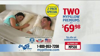 My Pillow Premium TV Spot, 'Best Sleep of Your Life: 2-Pack Special' - Thumbnail 10