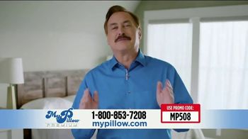 My Pillow Premium TV Spot, 'Best Sleep of Your Life: 2-Pack Special' - Thumbnail 5