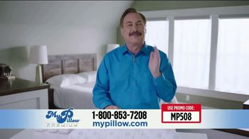 My Pillow Premium TV Spot, 'Best Sleep of Your Life: 2-Pack Special' - Thumbnail 6