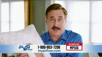 My Pillow Premium TV Spot, 'Best Sleep of Your Life: 2-Pack Special' - Thumbnail 9
