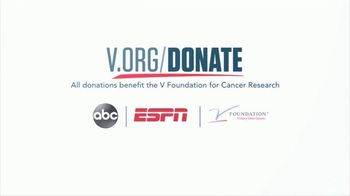 The V Foundation for Cancer Research TV Spot, '2019 ESPY Week' Song by Oh The Larceny - Thumbnail 9