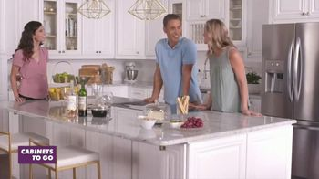 Cabinets To Go Buy More, Save More Event TV Spot, 'Hottest Kitchen Trends' - Thumbnail 2