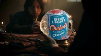 Bud Light Chelada TV Spot 'Bola de cristal' [Spanish] - 378 commercial airings