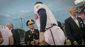 Budweiser TV Spot, 'MLB: Military Moments' - Thumbnail 7