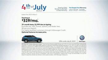 Volkswagen 4th of July Deals TV Spot, 'No Equals' [T2] - Thumbnail 7