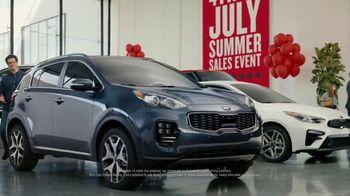 Kia 4th of July Summer Sales Event TV Spot, 'Great Taste' [T2] - Thumbnail 5
