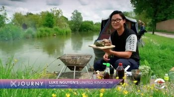 Journy TV Spot, 'Luke Nguyen's United Kingdom' - Thumbnail 4