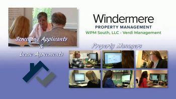 Windermere Property Management TV Spot, 'Verdi Management' - Thumbnail 4
