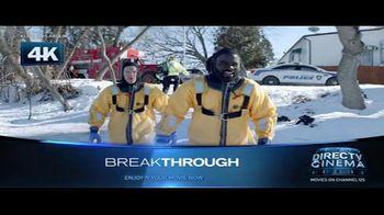 DIRECTV Cinema TV Spot, 'Breakthrough' - Thumbnail 1