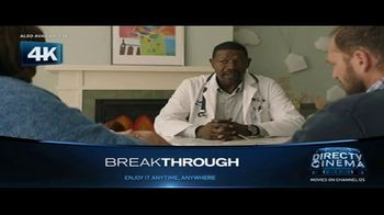 DIRECTV Cinema TV Spot, 'Breakthrough'
