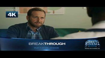 DIRECTV Cinema TV Spot, 'Breakthrough' - Thumbnail 4