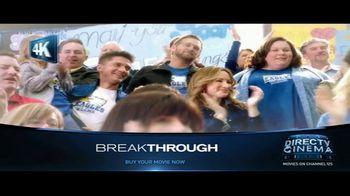 DIRECTV Cinema TV Spot, 'Breakthrough' - Thumbnail 5