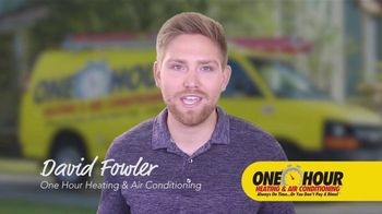 One Hour Heating & Air Conditioning TV Spot, 'The Sounds of Summer: $77 A/C Tune Up' - Thumbnail 2