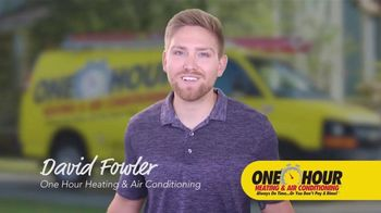 One Hour Heating & Air Conditioning TV Spot, 'The Sounds of Summer: $77 A/C Tune Up' - Thumbnail 3