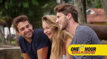 One Hour Heating & Air Conditioning TV Spot, 'The Sounds of Summer: $77 A/C Tune Up' - Thumbnail 5