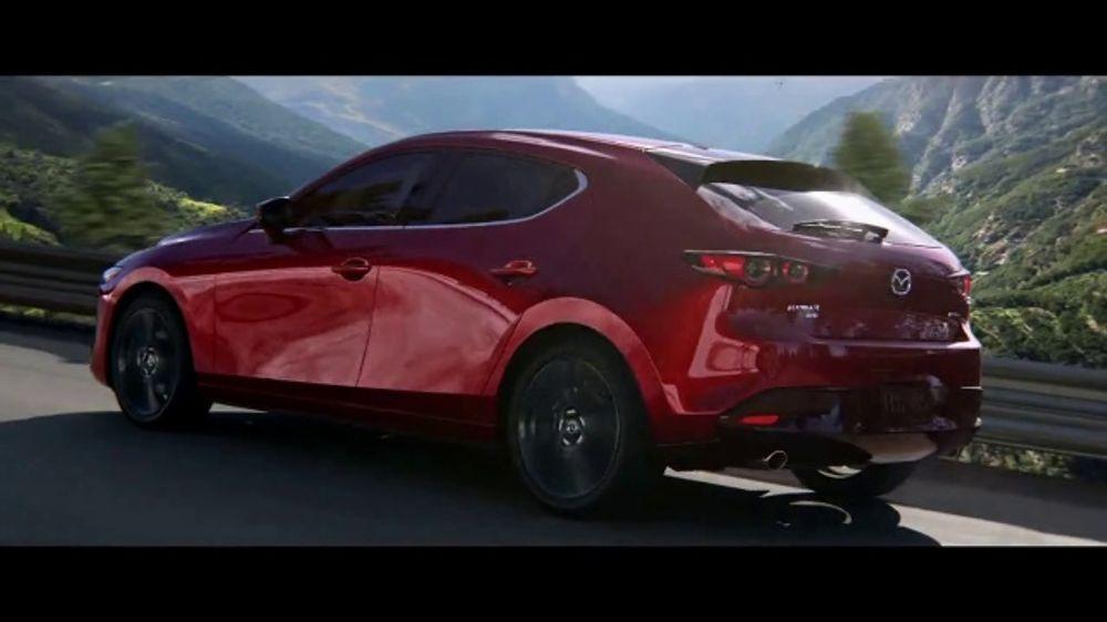 2019 Mazda3 Hatchback TV Commercial, 'Dream Bigger' Song by Haley Reinhart  [T1] - Video