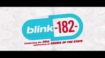 blink-182 TV Spot, '2019 New Jersey and New York'
