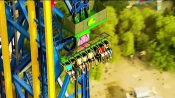 Six Flags Magic Mountain Coca-Cola July 4th Fest TV Spot, 'Find Your Thrill: Drop of Doom'