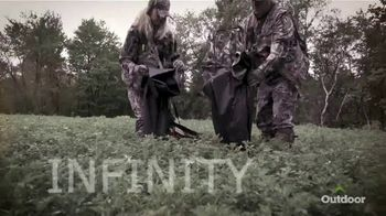 Muddy Outdoors Infinity Series Blinds TV Spot, 'Shadow Mesh Technology'