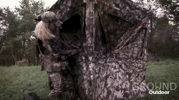 Muddy Outdoors Infinity Series Blinds TV Spot, 'Shadow Mesh Technology' - Thumbnail 3