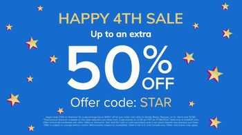 thredUP Happy 4th Sale TV Spot, 'Celebrate in Style' - Thumbnail 6