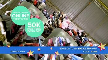 thredUP Happy 4th Sale TV Spot, 'Celebrate in Style' - Thumbnail 4