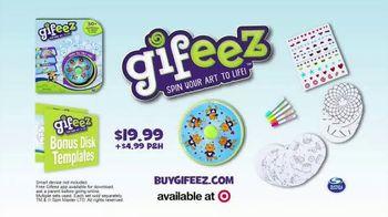 Gifeez TV Spot, 'Spin Your Art to Life' - Thumbnail 8