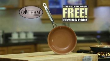 Gotham Steel Frying Pan TV Spot, 'Like Cooking on Air' Featuring Daniel Green - Thumbnail 2
