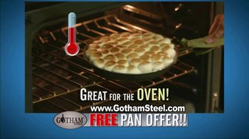Gotham Steel Frying Pan TV Spot, 'Like Cooking on Air' Featuring Daniel Green - Thumbnail 5