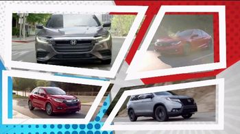 Honda 4th of July Sales Event TV Spot, 'Get Ready for Clearance' [T2] - Thumbnail 3