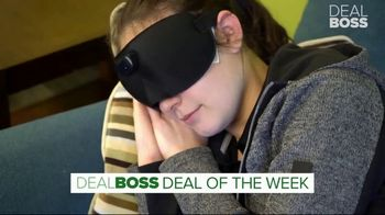 DealBoss TV Spot, 'Silent Snore Mask'