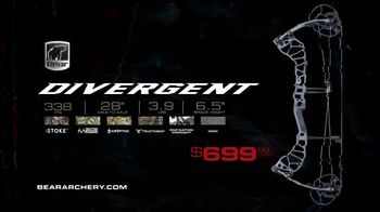 Bear Archery Divergent TV Spot, 'Bear Divergent' - Thumbnail 5