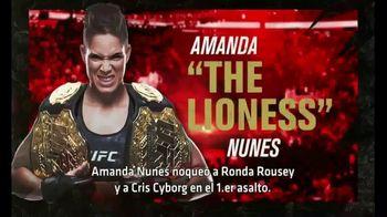 ESPN+ TV Spot, 'UFC 239: Jones vs. Santos en vivo' [Spanish] - 6 commercial airings