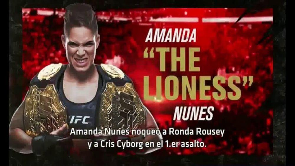 ESPN+ TV Commercial, 'UFC 239: Jones vs. Santos en vivo'