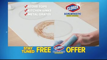 Clorox Scrubtastic TV Spot, 'Back-Breaking Scrubs' - Thumbnail 7